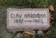 Profile photo:  Clay Hardman