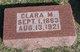 Clara <I>Price</I> Axmear