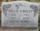 Nellie D Bailey
