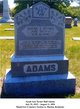 Profile photo:  Sarah Ann Turner <I>Hall</I> Adams