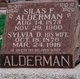 Silas F. Alderman