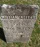 William Alfont.