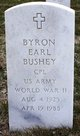Profile photo:  Byron Earl Bushey