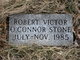 Robert Victor O'Connor Stone