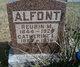 Catherine L. <I>Wynn</I> Alfont