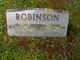 "Arminda ""Minnie"" <I>Williams</I> Robinson"