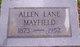 Profile photo:  Allen Lane Mayfield
