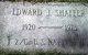 Profile photo:  Edward Joseph Shaffer Sr.
