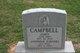 Josephine <I>Rodgers</I> Campbell