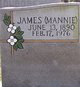 "James Johnson ""Mannie"" Cason"