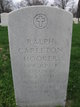 Profile photo: Capt Ralph Carleton Hooker
