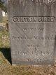 Cynthia <I>Birge</I> Webster