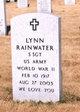 Lynn Rainwater