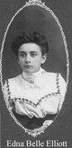Edna Belle Elliott