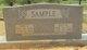 Otis Leslie Sample