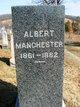 Profile photo:  Albert Manchester
