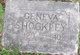 Geneva Florine Shockley