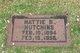 Profile photo:  Hattie Bertha <I>Gallaher</I> Hutchins