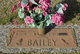 Profile photo:  Henry Euell Bailey