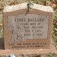 Ethel M. Ballard