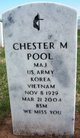 Profile photo:  Chester Mearl Pool