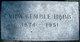 Vida <I>Kemble</I> Babb