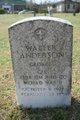 Profile photo: Corp Walter Anderson