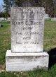 Mary E. Back