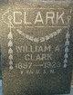 """William A """"Ozy"""" Clark"""