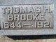 Thomas Hudson Brooke