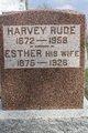 Harvey Rude