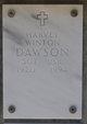 Harvey Winton Dawson