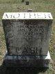 Maud <I>Wilson</I> Cash