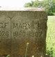 Profile photo:  Mary Esther <I>Arnold</I> Abbott