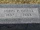 John Pearl Odell