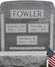 Martha Ann <I>Cunningham</I> Fowler