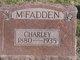 Charley McFadden