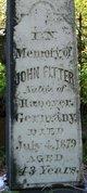John Fitter