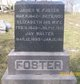 Elizabeth Alice <I>Butler</I> Foster