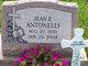 Jean <I>Wohlforth</I> Antonelli