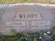 Cicely C <I>Wetzel</I> Wehry
