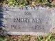 Emory Ambrose Ney