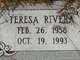 Teresa Diane <I>Bowen</I> Rivera
