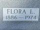 Profile photo:  Flora L. <I>Marks</I> Chillingworth