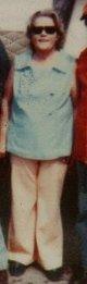 Profile photo:  Mary Leona <I>Hamm</I> Griffieth
