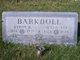 Profile photo:  Byron B. Barkdoll