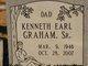 Kenneth Earl Graham, Sr