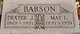Dexter Johnson Babson