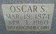 Oscar Spears Tew