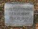 Mary Elliston <I>Boddie</I> Cage